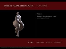 Marona Sculpture Website
