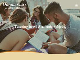 Donna Garr Website