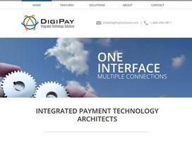 DigiPay Solutions Website