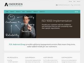 F.B. Andersen Website